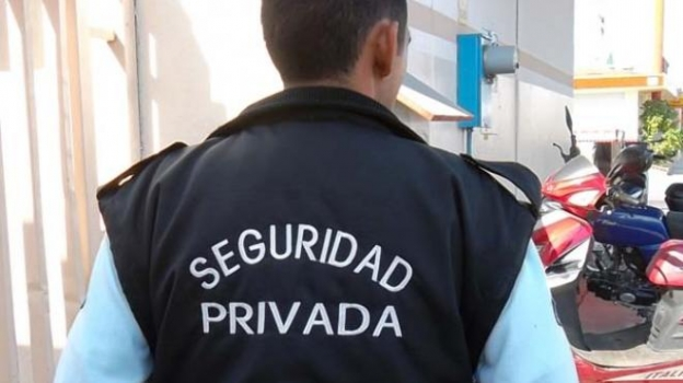 Miedo a la ¡Seguridad Privada!